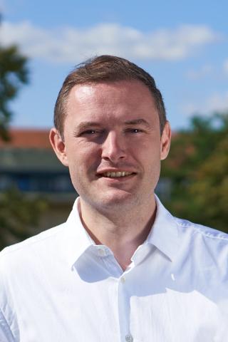 Andreas Hille - Ansprechpartner Unternehmenskommunikation