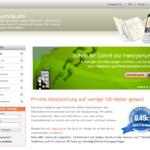 Handyortung.info Webseite